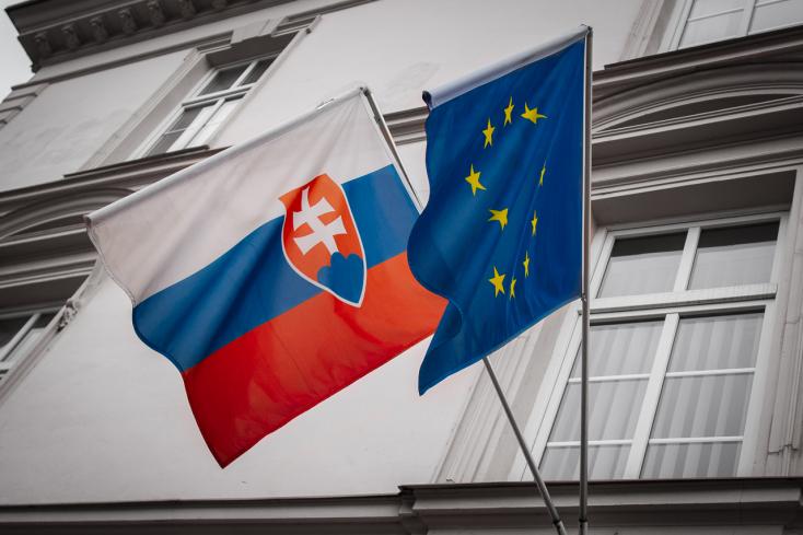 A szlovákiai lakosok 80%-a érzi magát európainak, mégsem bíznak az EU-ban
