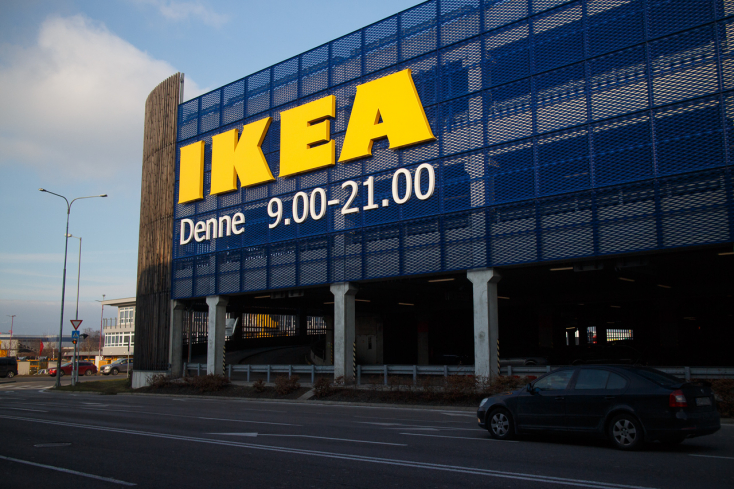 A pozsonyi IKEA és a Hornbach is kinyitott szerdán