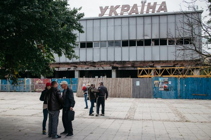 Ukrajnát elérte a járvány harmadik hulláma, Kárpátalján is súlyos a helyzet