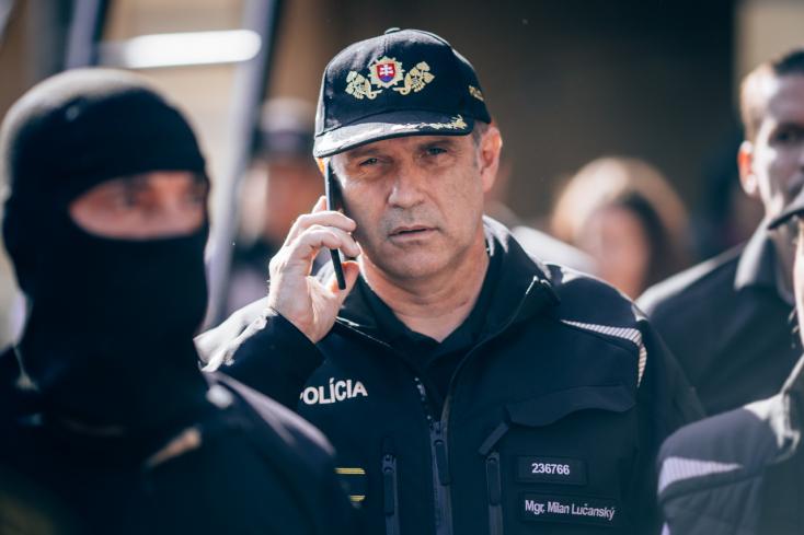 Lučanský: Foglalkozunk az olasz féltől kapott hangfelvételekkel