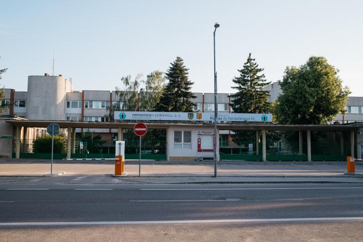 A dunaszerdahelyi kórházban hunyt el egy koronavírusos bősi férfi!