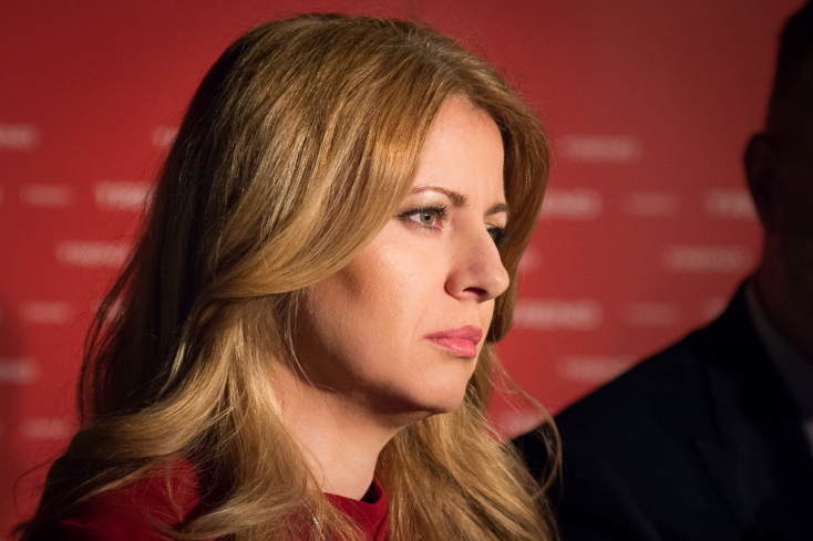 Európai díjat kapott Čaputová