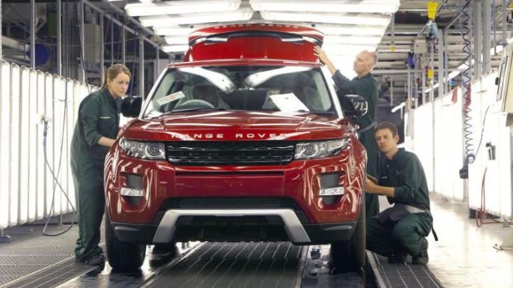 Kiderült, mennyi lesz az átlagfizetés a Jaguar Land Rover szlovákiai gyárában