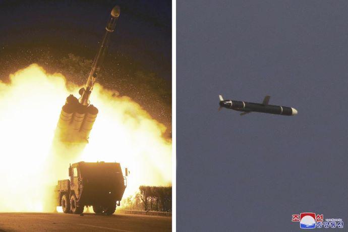 Észak-Korea sikeresen tesztelt nagy hatótávolságú manőverező robotrepülőgépeket