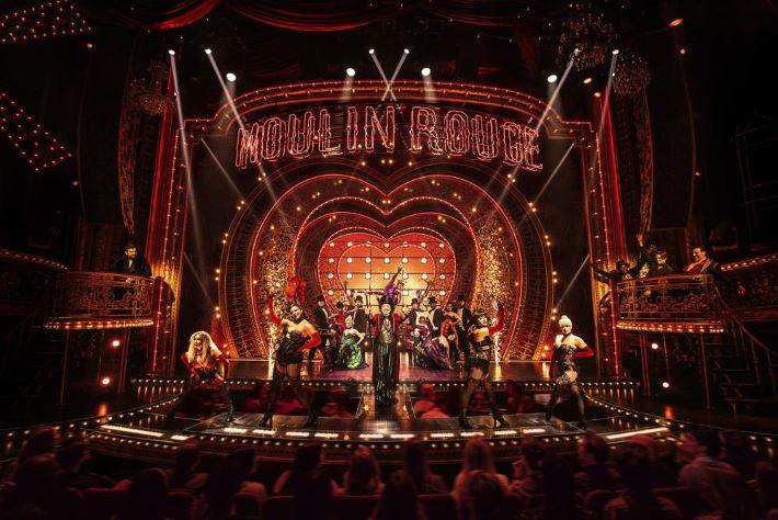 A Moulin Rouge nyerte el a legjobb musicalnek járó Tony-díjat