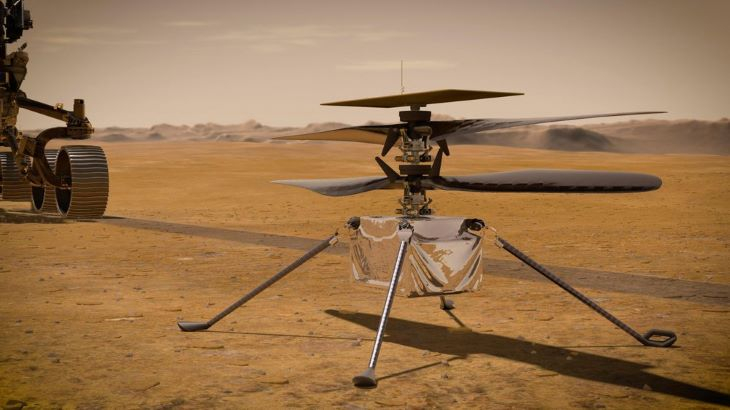 Készen áll az indulásra a NASA legújabb marsjárója, a Perseverance