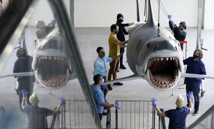A cápa is látható majd az Oscar-múzeumban