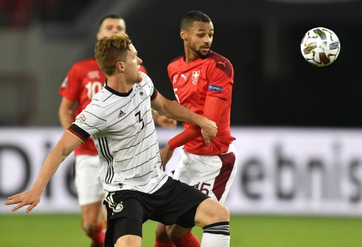 Nemzetek Ligája –Hatgólosdöntetlen Kölnben