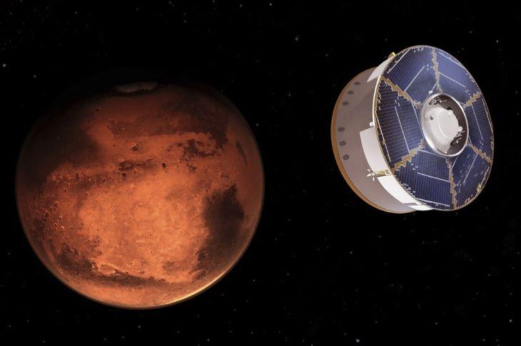 Sikeresen landolt a NASA Perseverance marsjárója a vörös bolygón (FOTÓ)