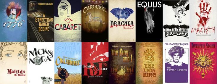 Fel nem használt Broadway-plakátok bevételei támogatják a színházi világ rászorultjait