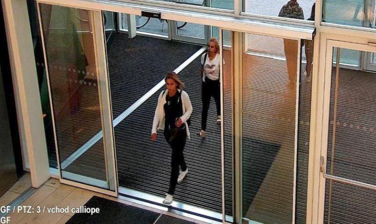 Ez a szőke nőci lopott pénztárcát az Euroveában