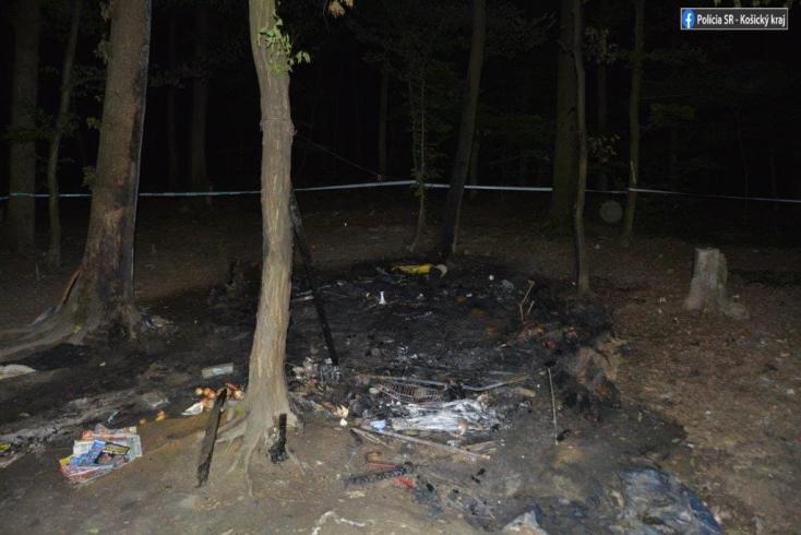 TRAGÉDIA: 61 éves nő égett benn egy kunyhóban
