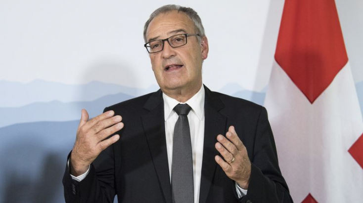 Svájc szerint nem valószínű, hogy még az idén megkötik a partnerségi megállapodást az EU-val