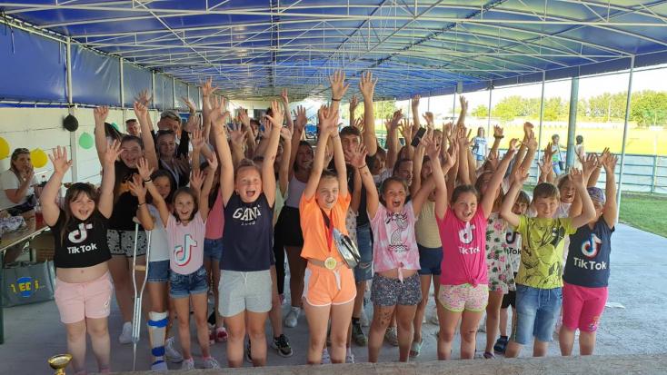 Fergeteges TikTok közönségtalálkozó zajlott Nádszegen