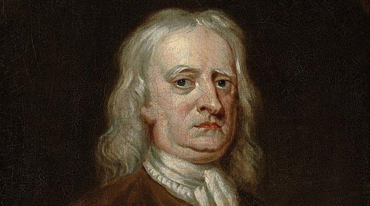 Isaac Newton jegyzeteire lehet licitálni a Christie's aukcióján