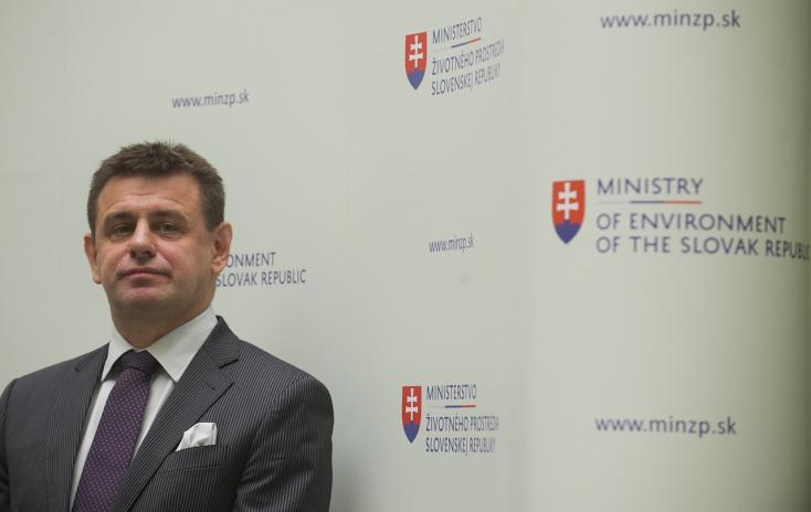 Sólymos László zöldebb Szlovákiát akar