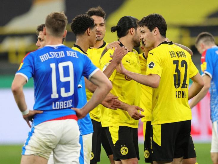 Német Kupa: A Dortmund lesz a Leipzig döntős ellenfele