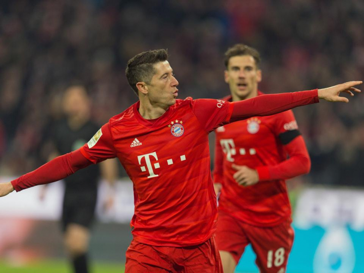 Bundesliga - Sima Bayern-győzelem