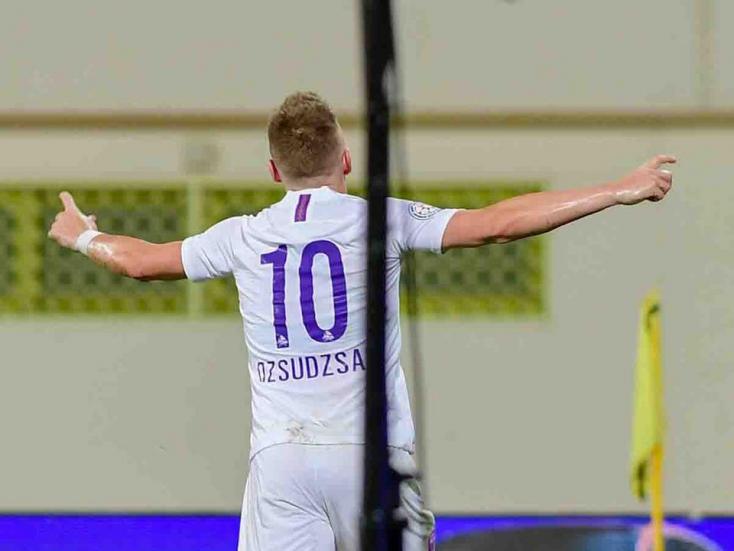 Dzsudzsák Balázs góllal mutatkozott be új csapatában (videó)