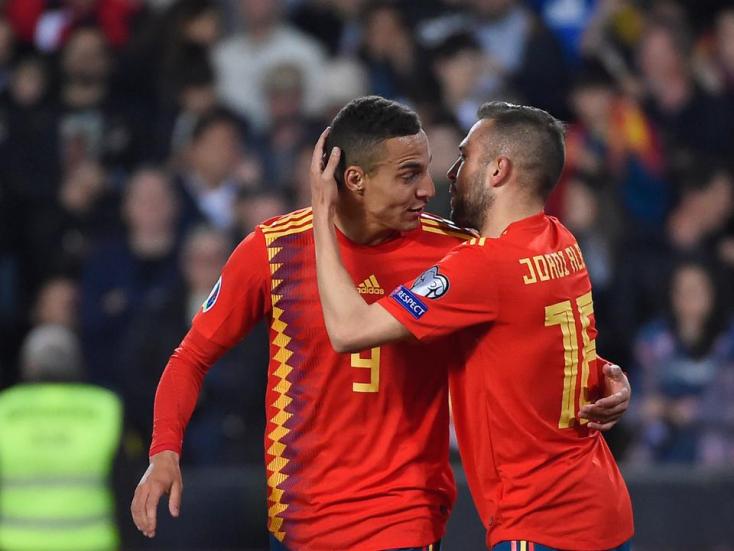 Eb-selejtezők - Győzelemmel rajtoltak a spanyolok és az olaszok