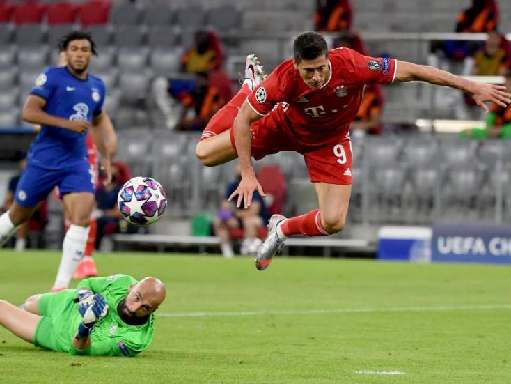 Bajnokok Ligája: Simán jutott tovább a Barcelona és a Bayern München