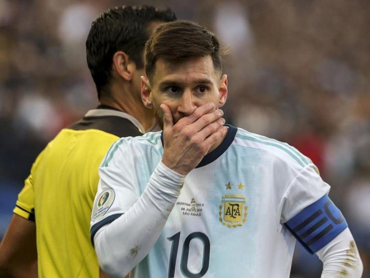 Vb-selejtezők: Messi mégis játszhat a nyitányon