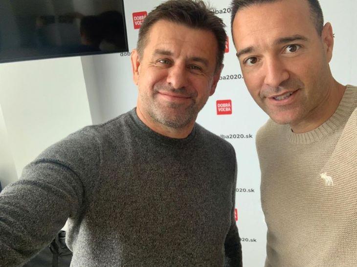 Sólymos László és Tomáš Drucker kilátásba helyezték az együttműködést