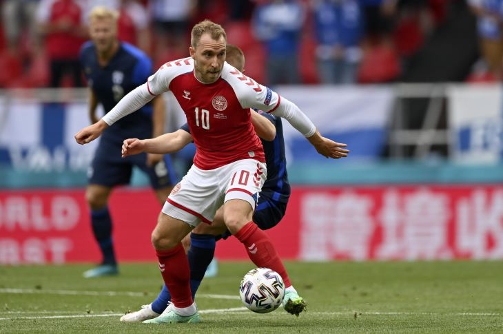 EURO-2020 - Kardioverter-defibrillátort kap Eriksen