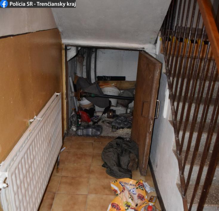 Droglabort üzemeltetett a lépcsők alatt egy fickó, majdnem felrobbantotta a lakóházat