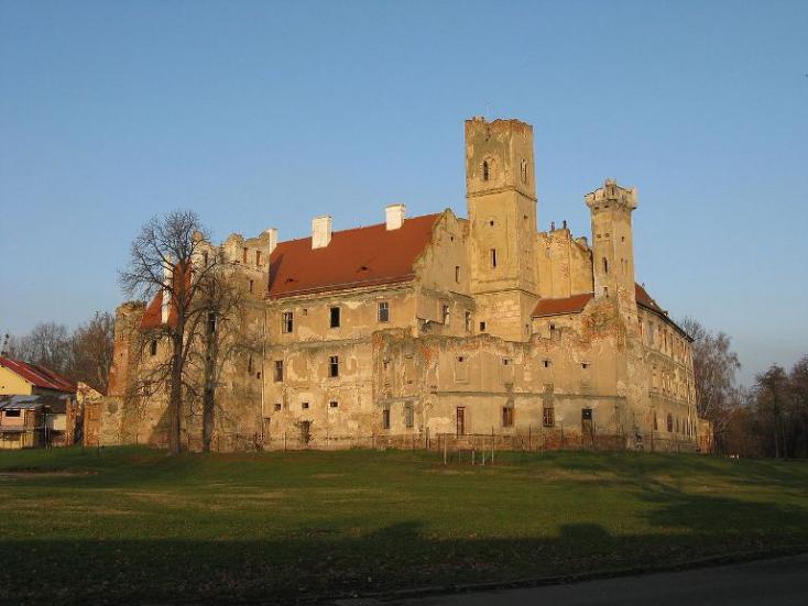 Ezeréves, fából épített várfalakat találtak Dél-Morvaországban (FOTÓ)