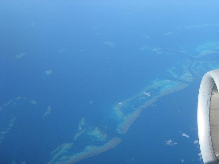 Mikrohulladékkal szennyezett az ausztrál Nagy-korallzátony térsége