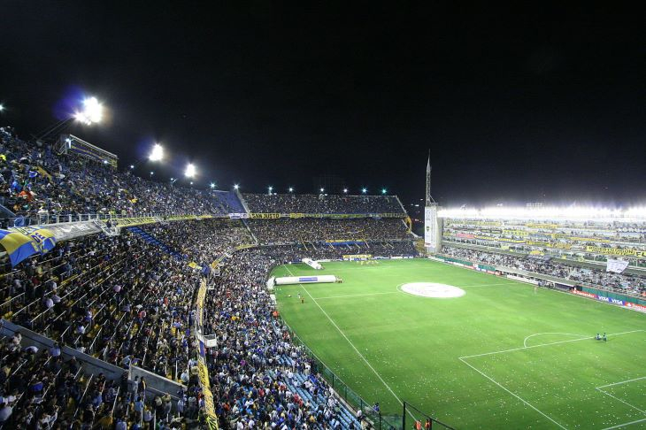 A Camp Nou és az Old Trafford sem került a világ legforróbb hangulatú 30 stadionja közé