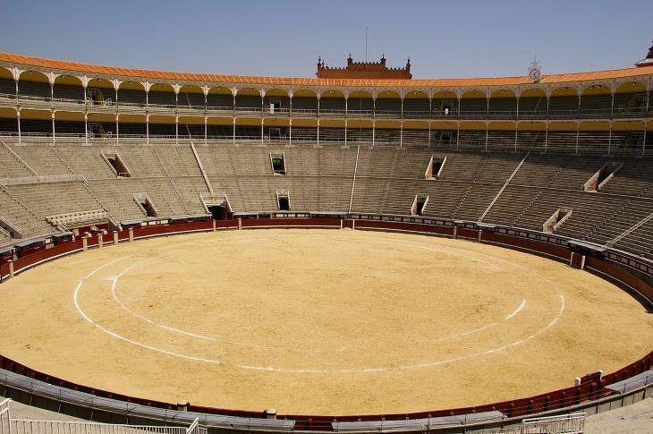 Jótékonysági bikaviadalt rendeznek Madridban a munkanélküli matadorok megsegítésére