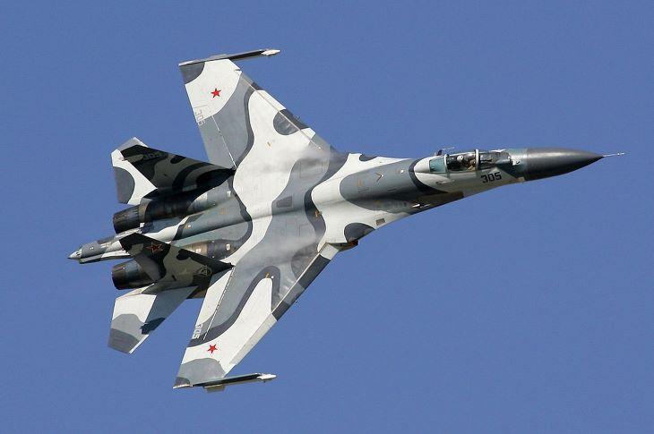 A Fekete-tengerbe zuhant egy orosz harci repülőgép