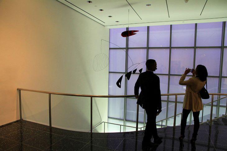 Fokozatosan nyílnak meg a New York-i múzeumok