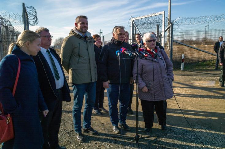 Szombaton választunk, erre pénteken befutotta migránstéma, Pellegrini lement Orbánba (VIDEÓ)