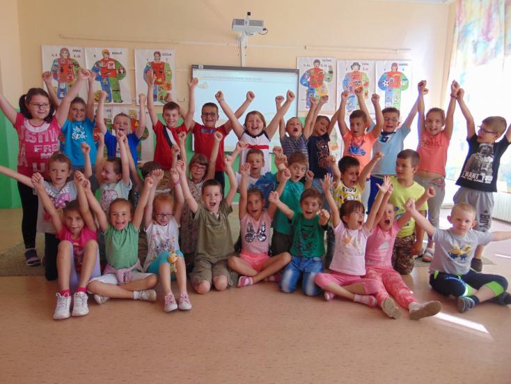Szlovák nyelvi tábor a Bartók Béla Alapiskolában