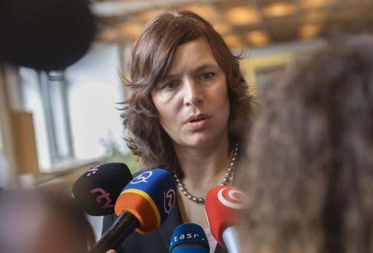Remišová lett az OĽaNO új frakcióvezetője