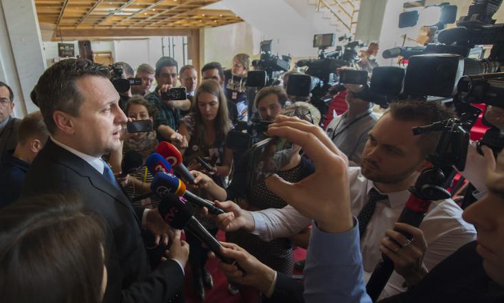 Danko és Bugár Ficóhoz ment, tárgyal a Koalíciós Tanács