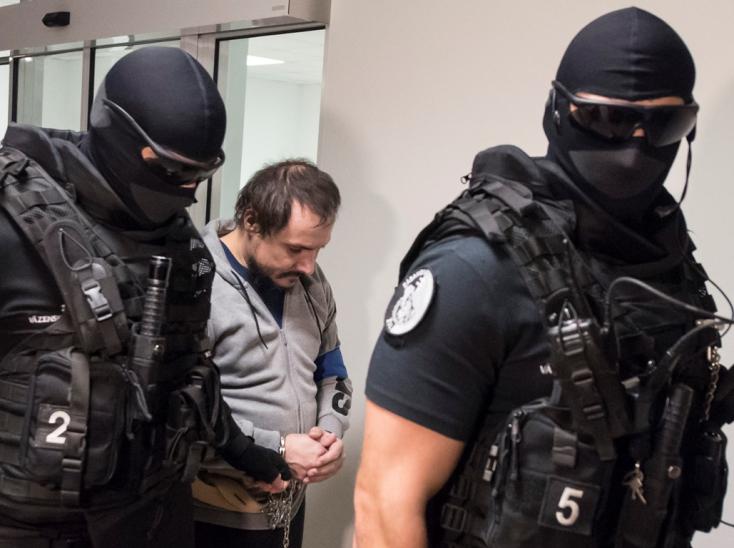 Kuciak-gyilkosság: rács mögött marad Zsuzsová, Marček és Szabó! (FOTÓK)