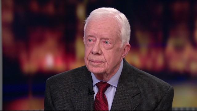 Rosszul lett Jimmy Carter volt amerikai elnök egy kanadai építkezésen