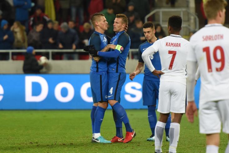 Barátságos mérkőzések: 93. percben szerzett góllal nyertek a szlovákok