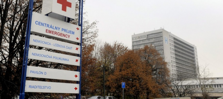Életét vesztette egy dunaszerdahelyi járásbeli páciens a pozsonyi kórházban, a hozzátartozók panaszt tettek