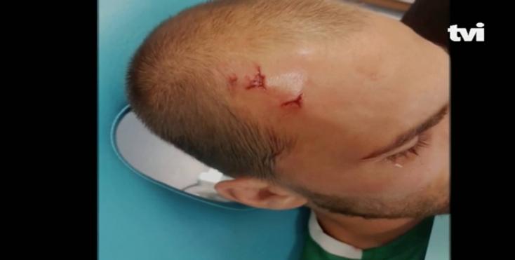 Menekülnek a játékosok a Sporting Lisboától a brutális támadás után