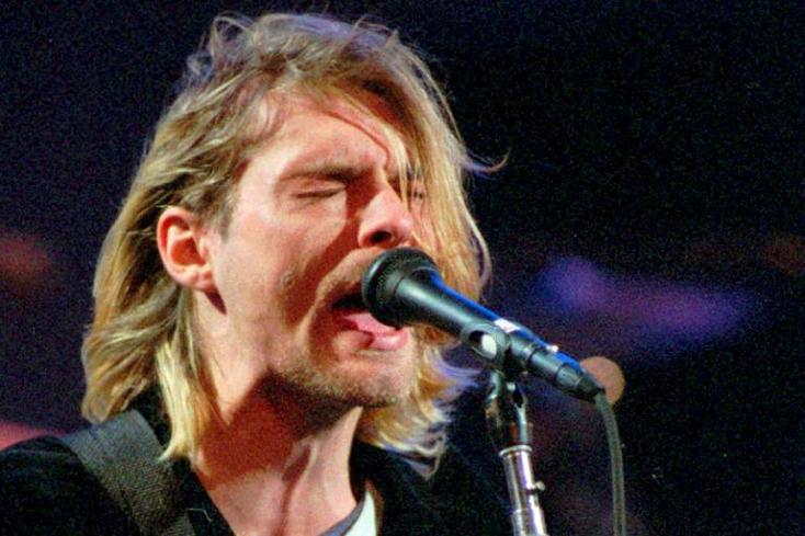 Kurt Cobain kardigánjára és gitárjára lehet licitálni New Yorkban
