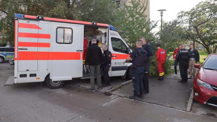 Lövöldözés volt a németországi zsinagógánál, ketten meghaltak