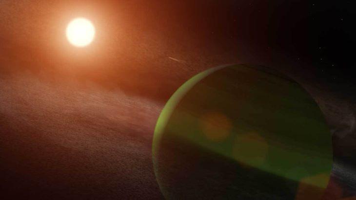 A NASA TESS, Spitzer missziója egy Neptunuszhoz hasonló nagyságú bolygót fedezett fel