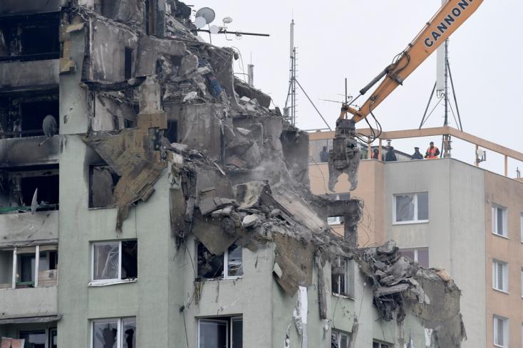 Eperjesi gázrobbanás: 100 ezer eurót gyűjtöttek össze a görögkatolikus hívők, hogy segítsenek