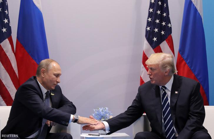 Részleges szíriai tűzszünetben állapodott meg az orosz és az amerikai elnök
