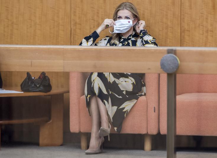 """Beblavý szerint Petra Krištúfková (Sme rodina) is lopta szakdolgozatát; a képviselőnő tagad: azt állítja, csak """"kompilált"""""""